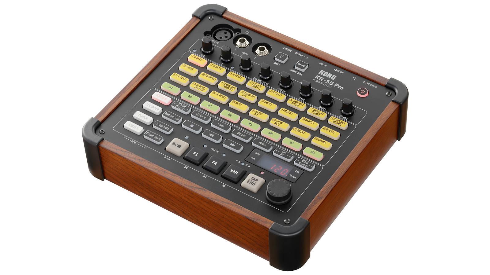 Korg KR55 Pro Digital Drum