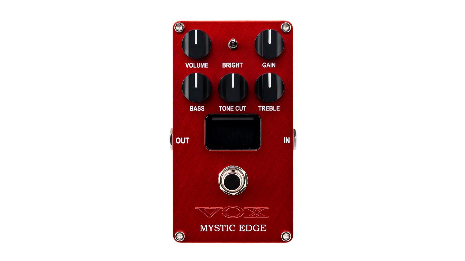 Korg Mystic Edge Drive Effektpedal Valvenergy