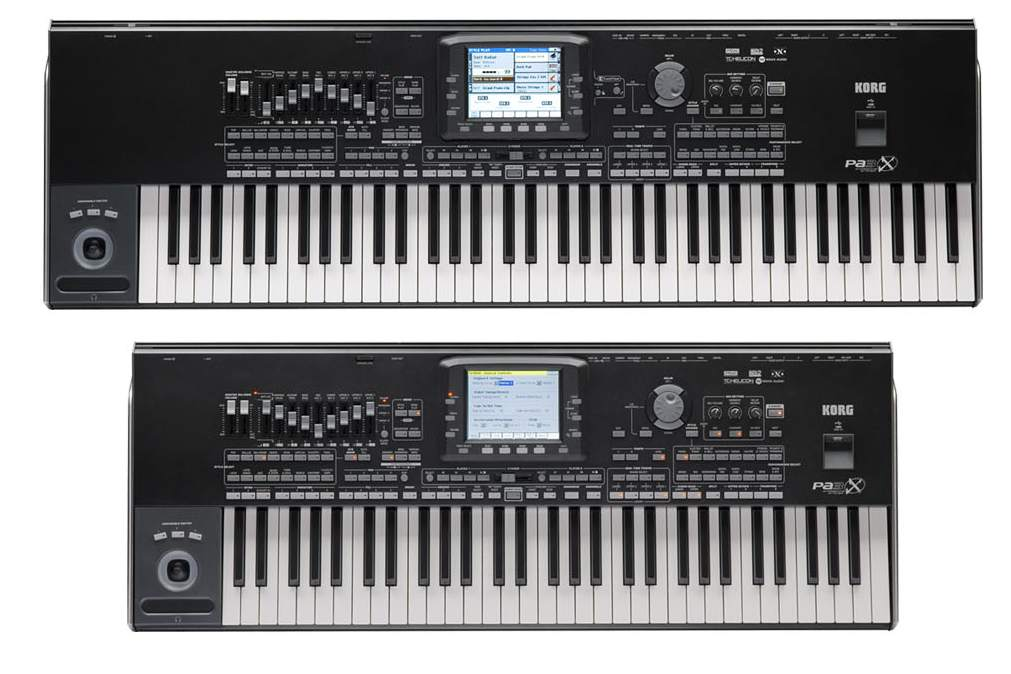 Download Korg Pa3x set