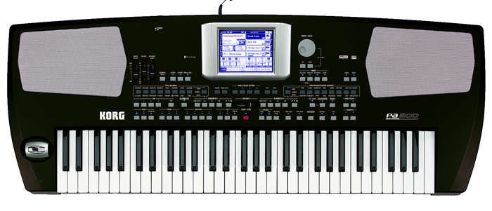 Korg Pa800 manual download