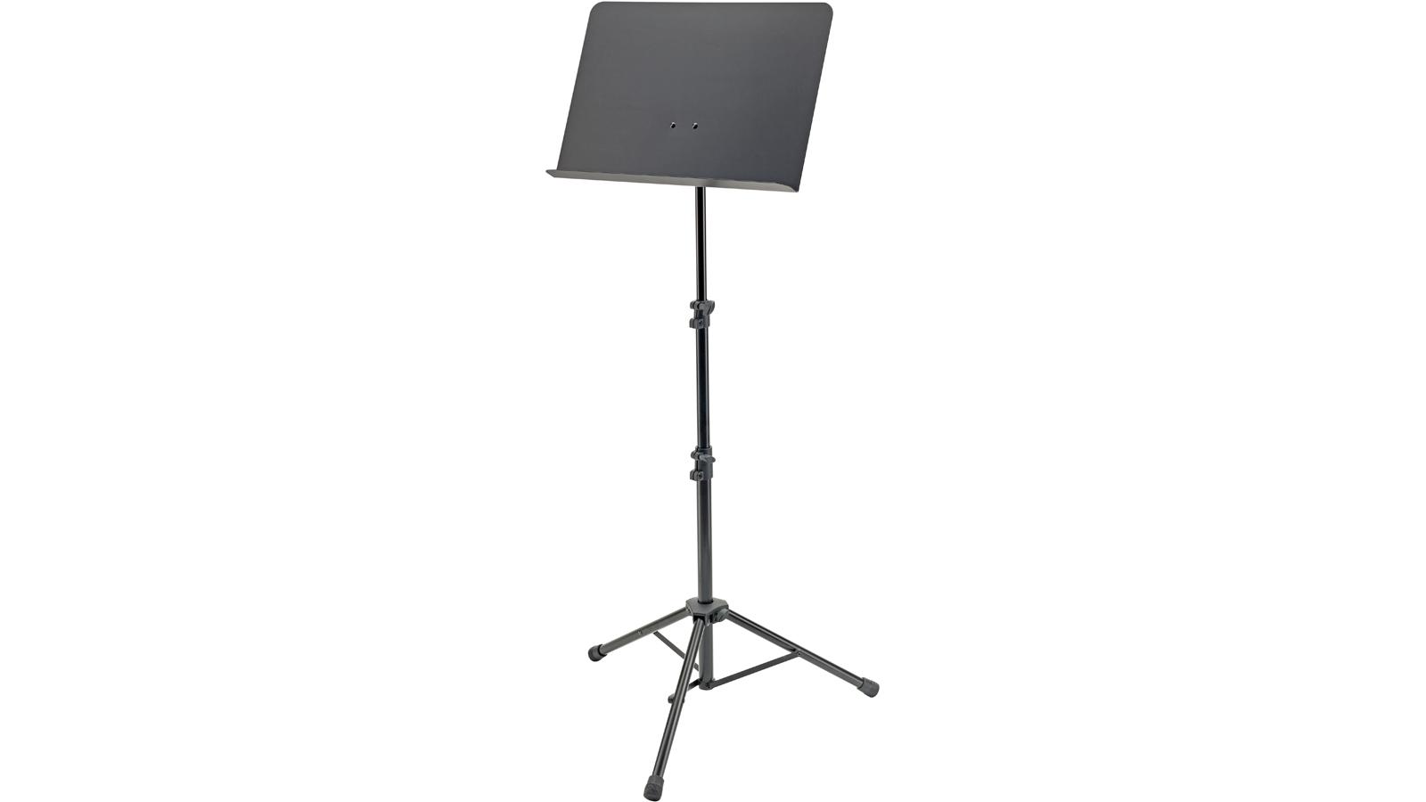 K&M 11870-015-55 Orchesternotenpult schwarz