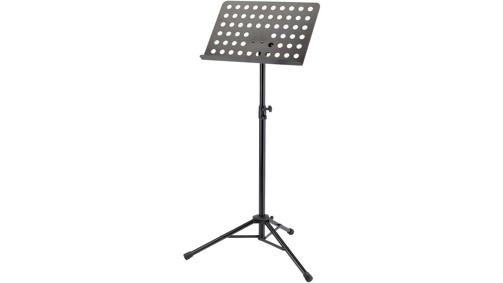 K&M Orchesternotenpult schwarz 11940-000-55