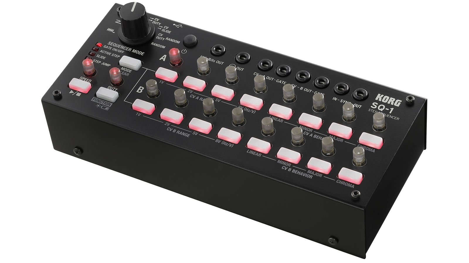 Korg SQ-1 2x8 Step Sequencer