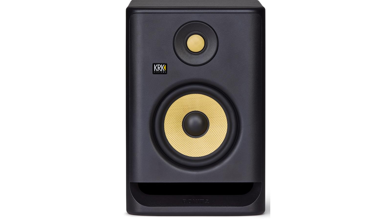 KRK RP5 G4 Studio Monitor Nahfeld
