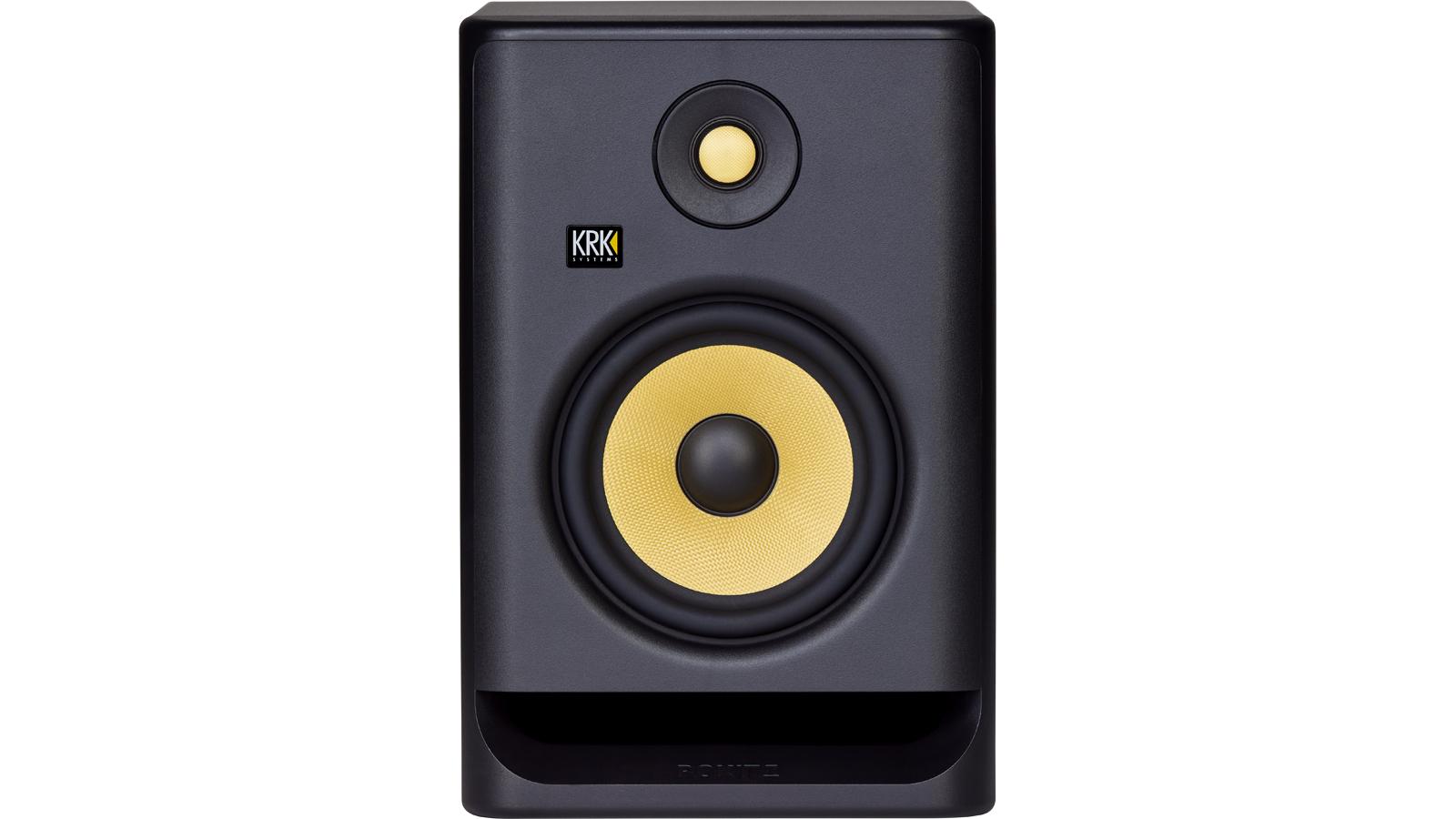 KRK RP7 G4 Studiomonitor Nahfeld