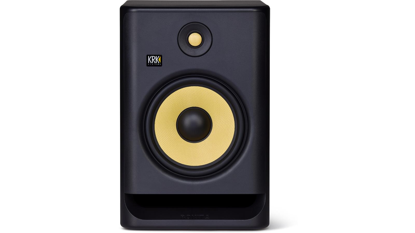 KRK RP8 G4 Studio Monitor Nahfeld