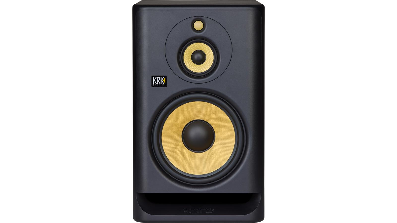 KRK RP10-3 G4 Studio Monitor Nahfeld