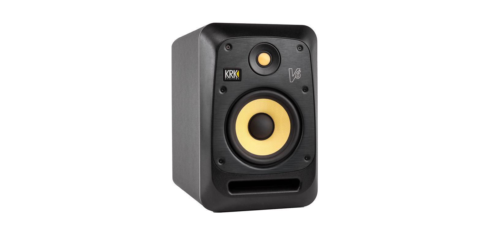 KRK V6 S4 Studiomonitor