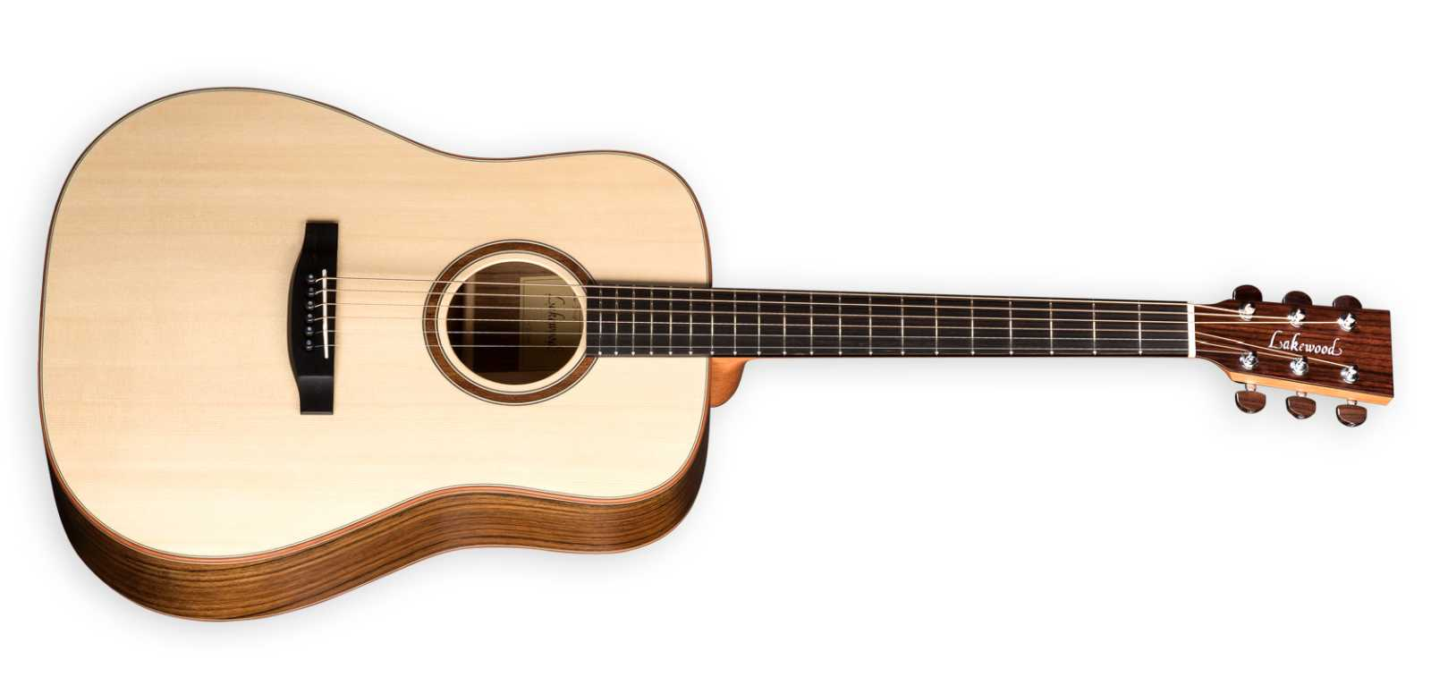 Lakewood Guitars D-18 Dreadnought Ovankol