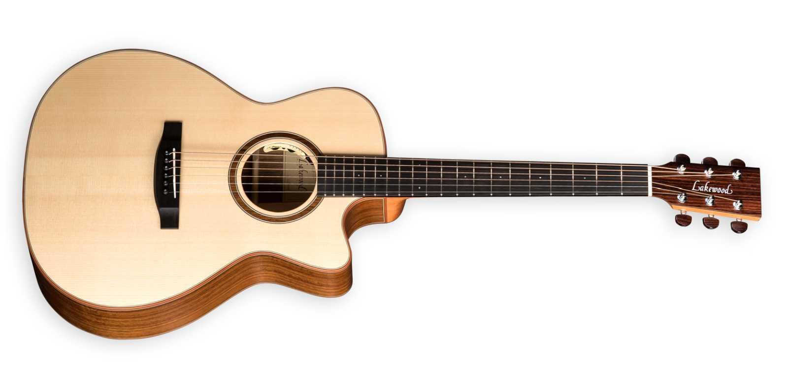 Lakewood Guitars M-18 CP Grand-Concert Cutaway, Anthem