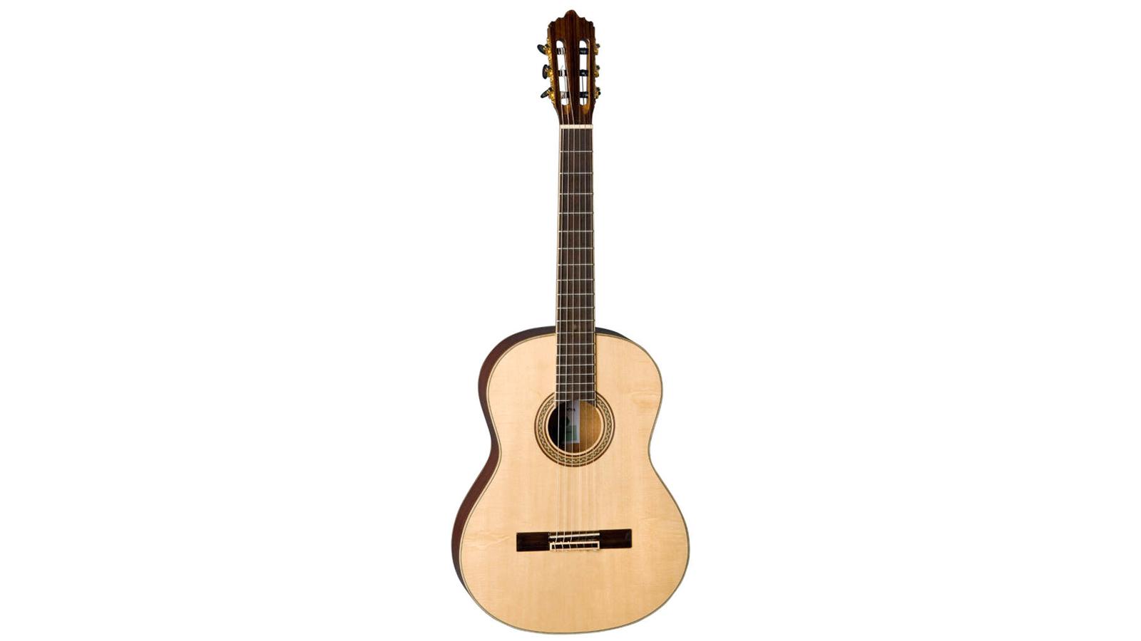 La Mancha Esmeralda Konzertgitarre 4/4