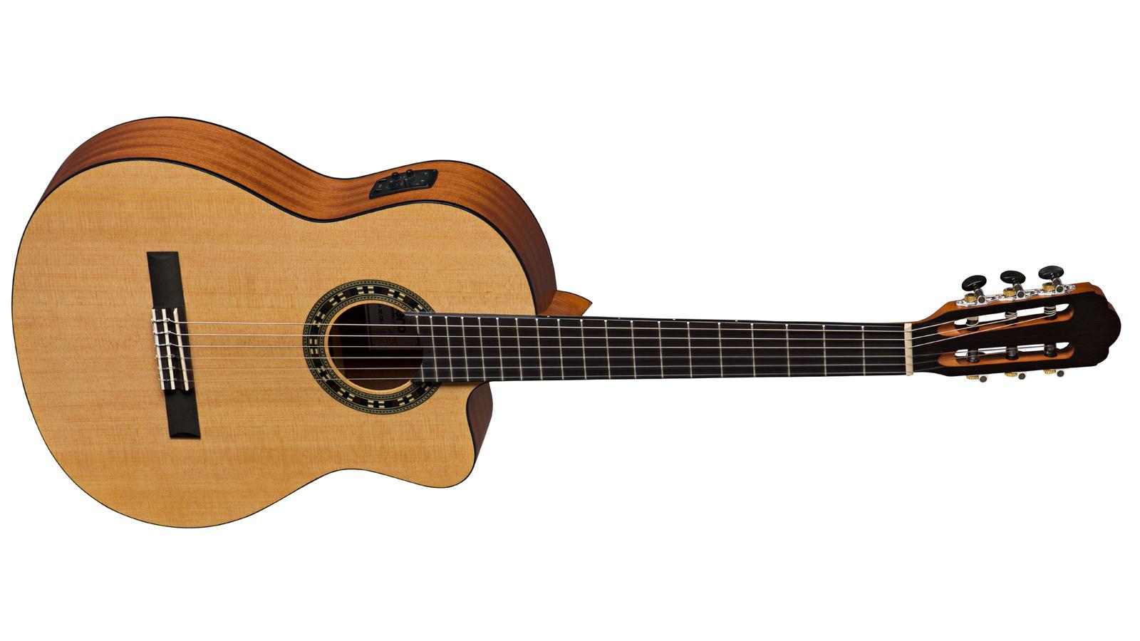 La Mancha Granito 32 CE-N Konzertgitarre