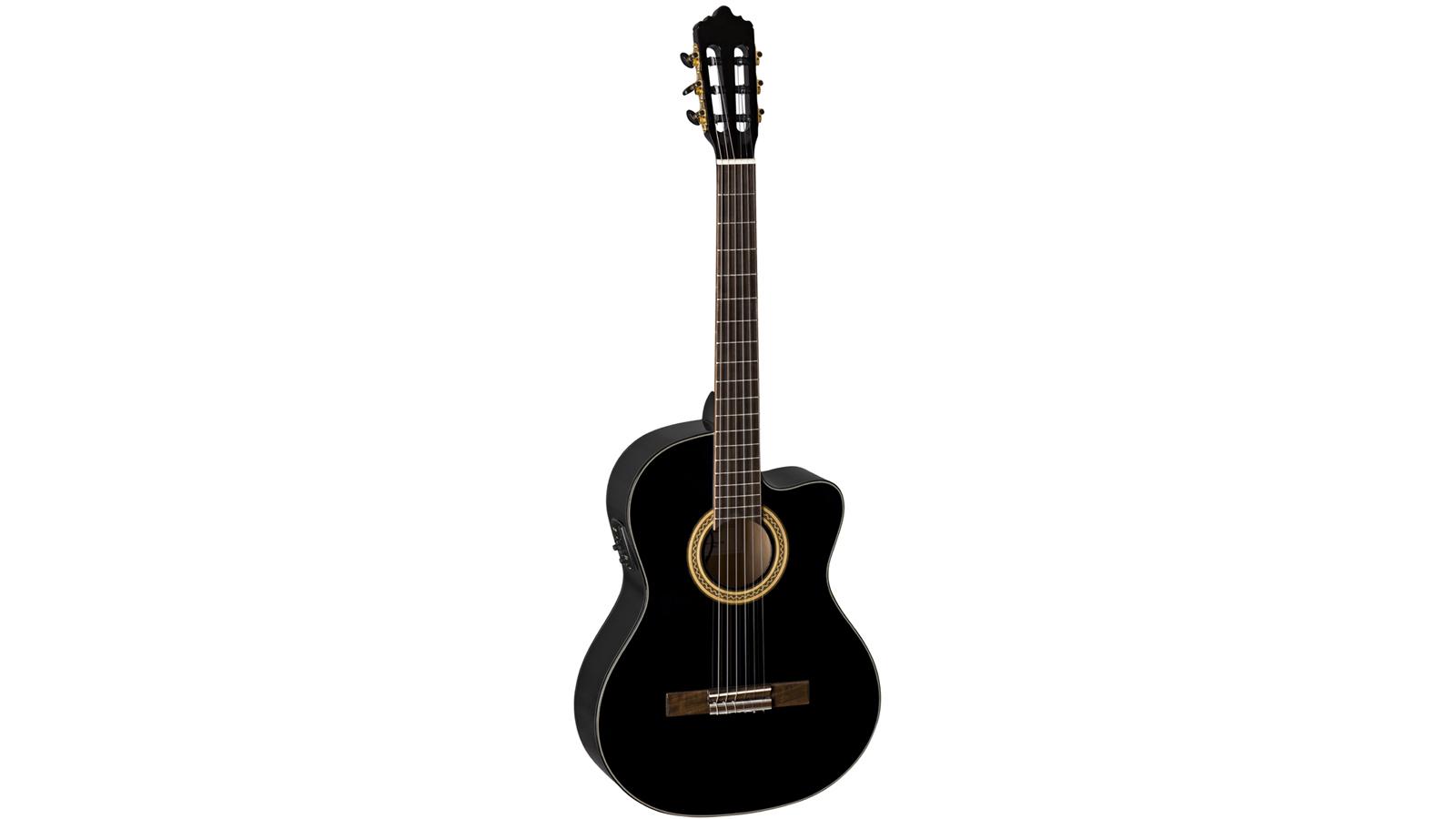 La Mancha Perla Negra-CER Klassik-Gitarre