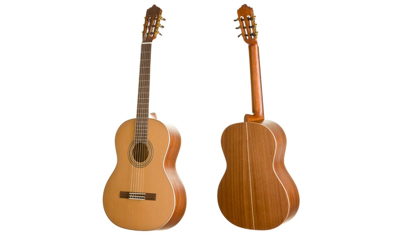 La Mancha Rubi CM Konzertgitarre 4/4