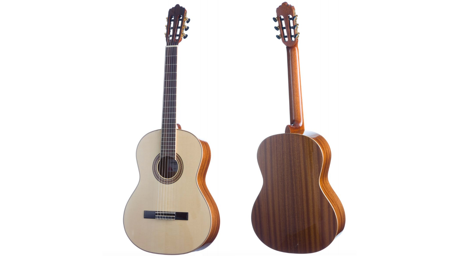 La Mancha Rubi S Konzertgitarre 4/4