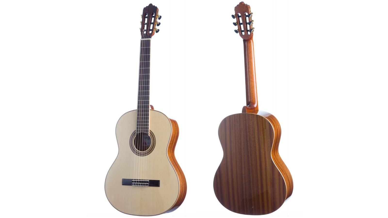 La Mancha Rubi S 53 Konzertgitarre 1/2