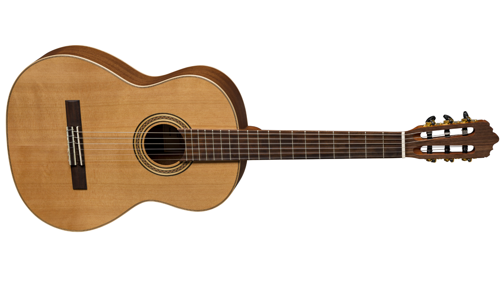 La Mancha Rubi CM-R Konzertgitarre