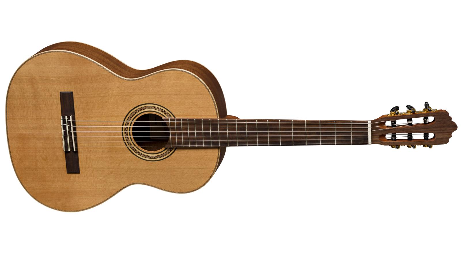 La Mancha Rubi CM/53 Konzertgitarre 1/2
