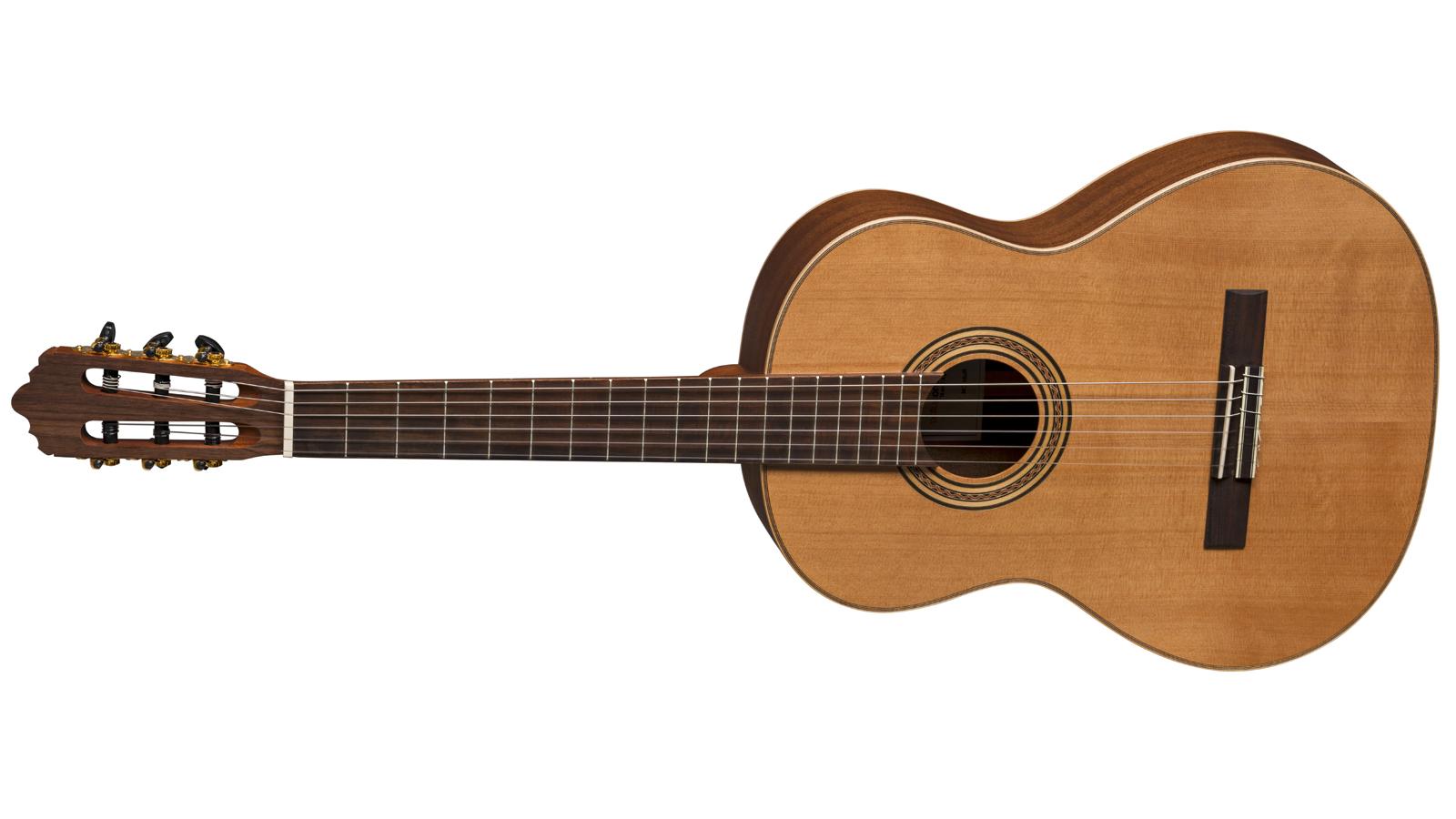 La Mancha Rubi CM/53-L Konzertgitarre 1/2
