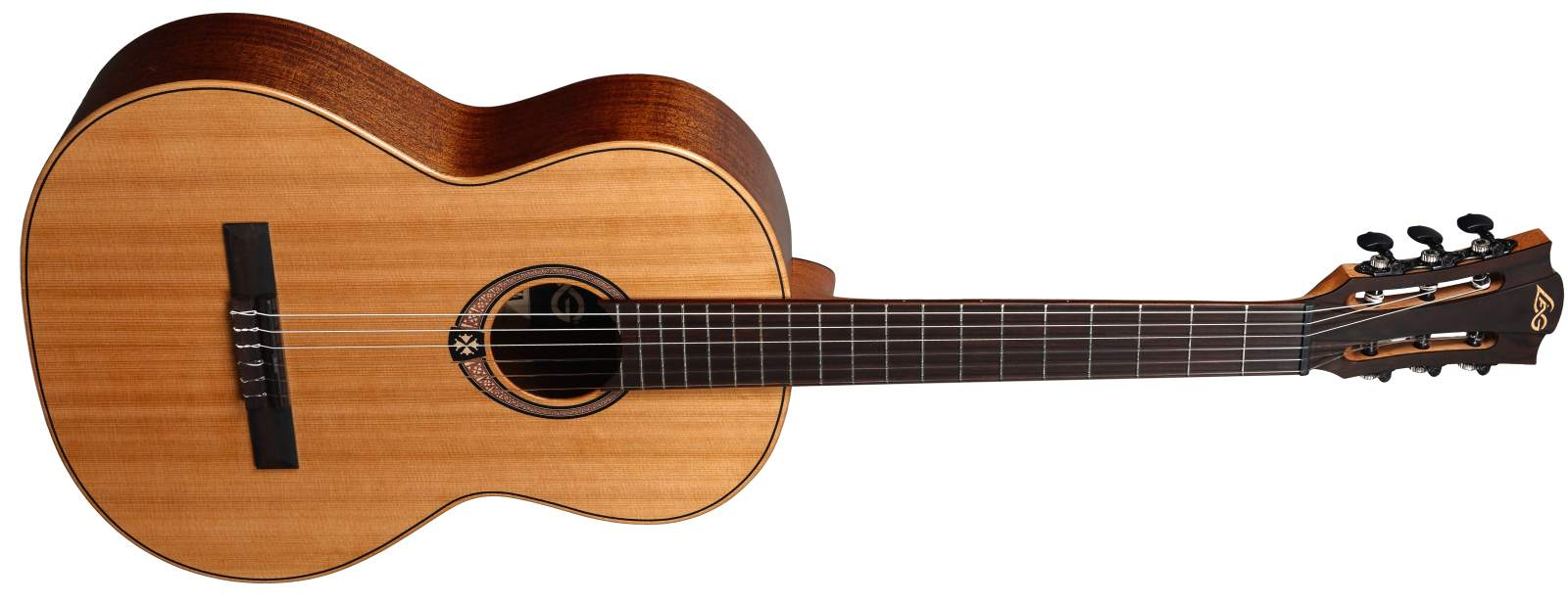 LAG OC170 Konzertgitarre Occitania 170