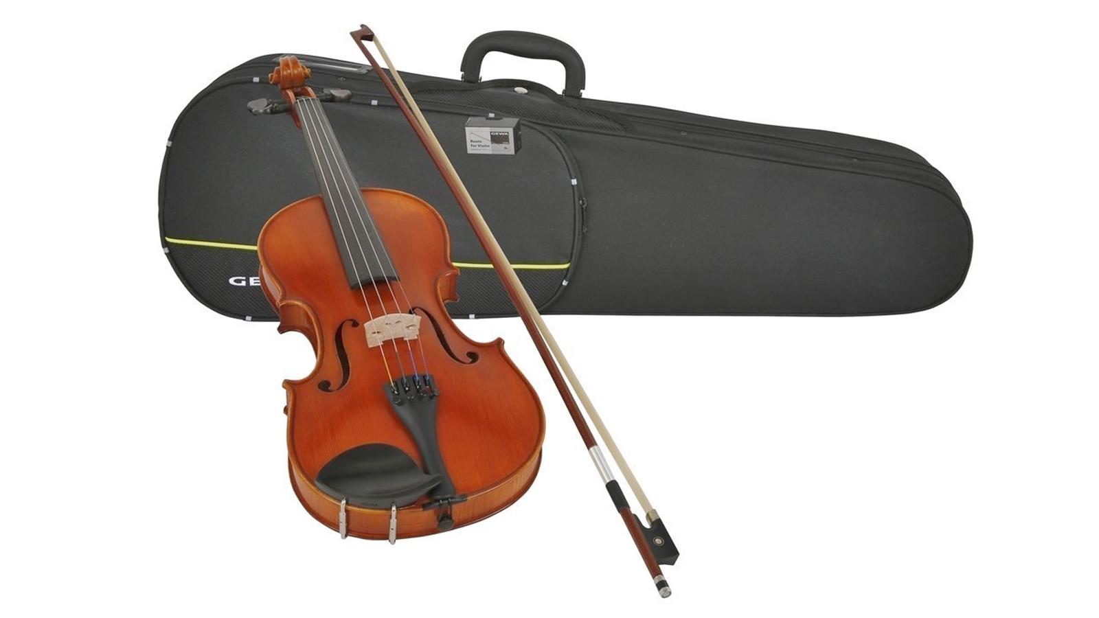 Gewa Aspirante Violingarnitur Marseille 3/4