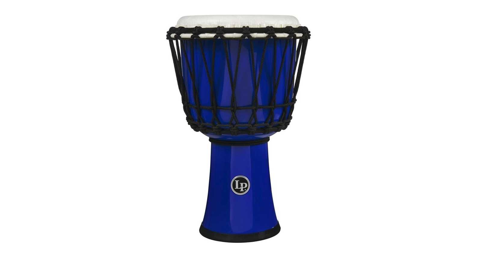 Latin Percussion Djembe World blue LP1607BL