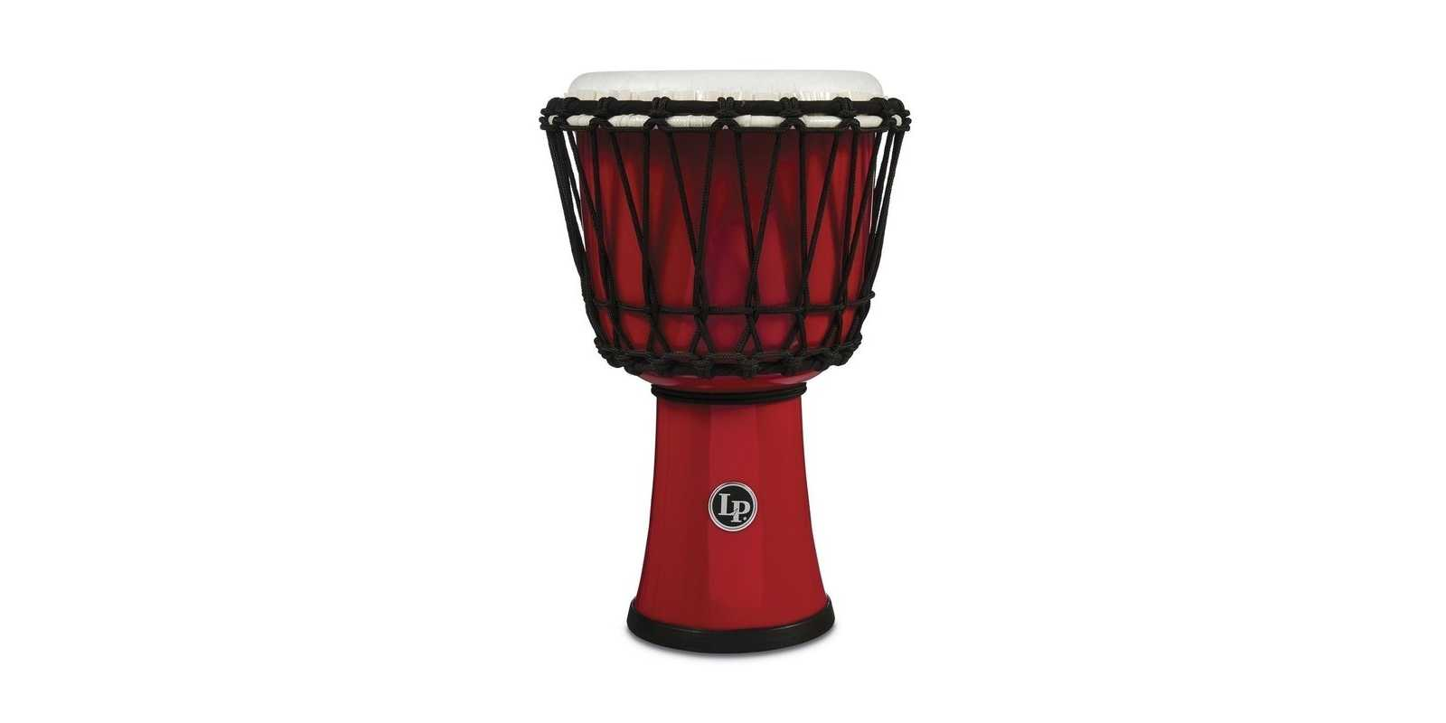 Latin Percussion Djembe World red LP1607RD