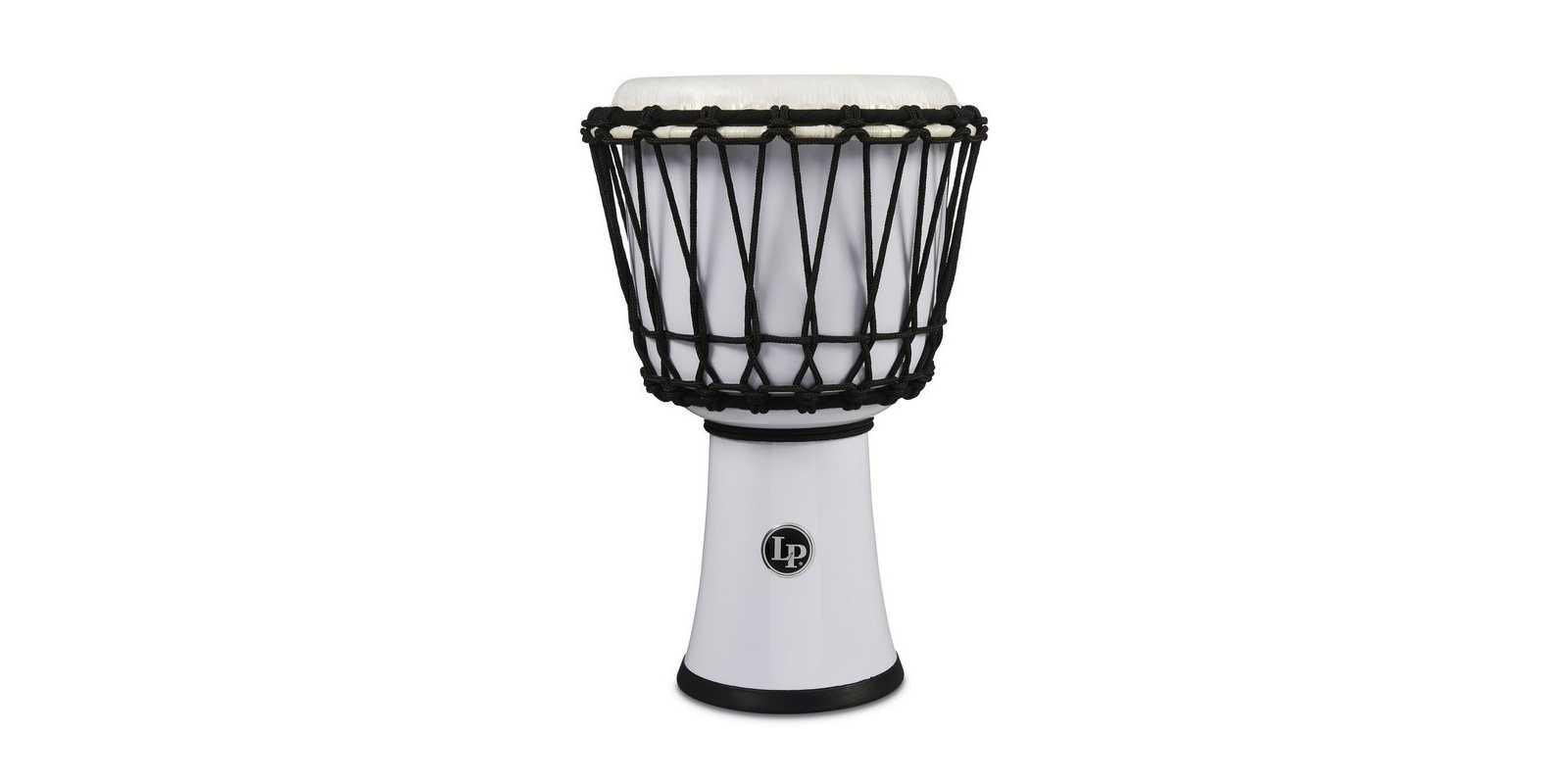 Latin Percussion Djembe World white LP1607WH