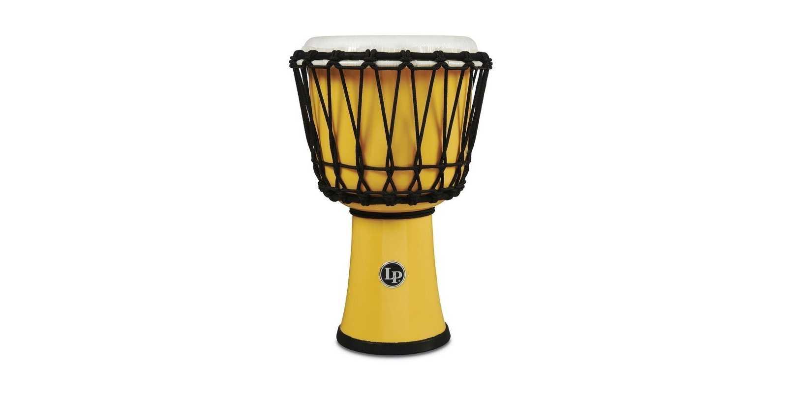 Latin Percussion Djembe World yellow LP1607YL