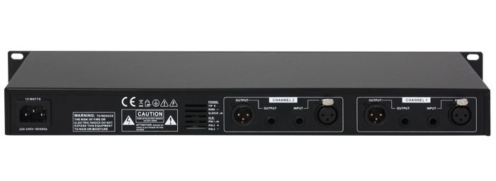 LD-Systems EQ215 15 Band Stereo Equalizer