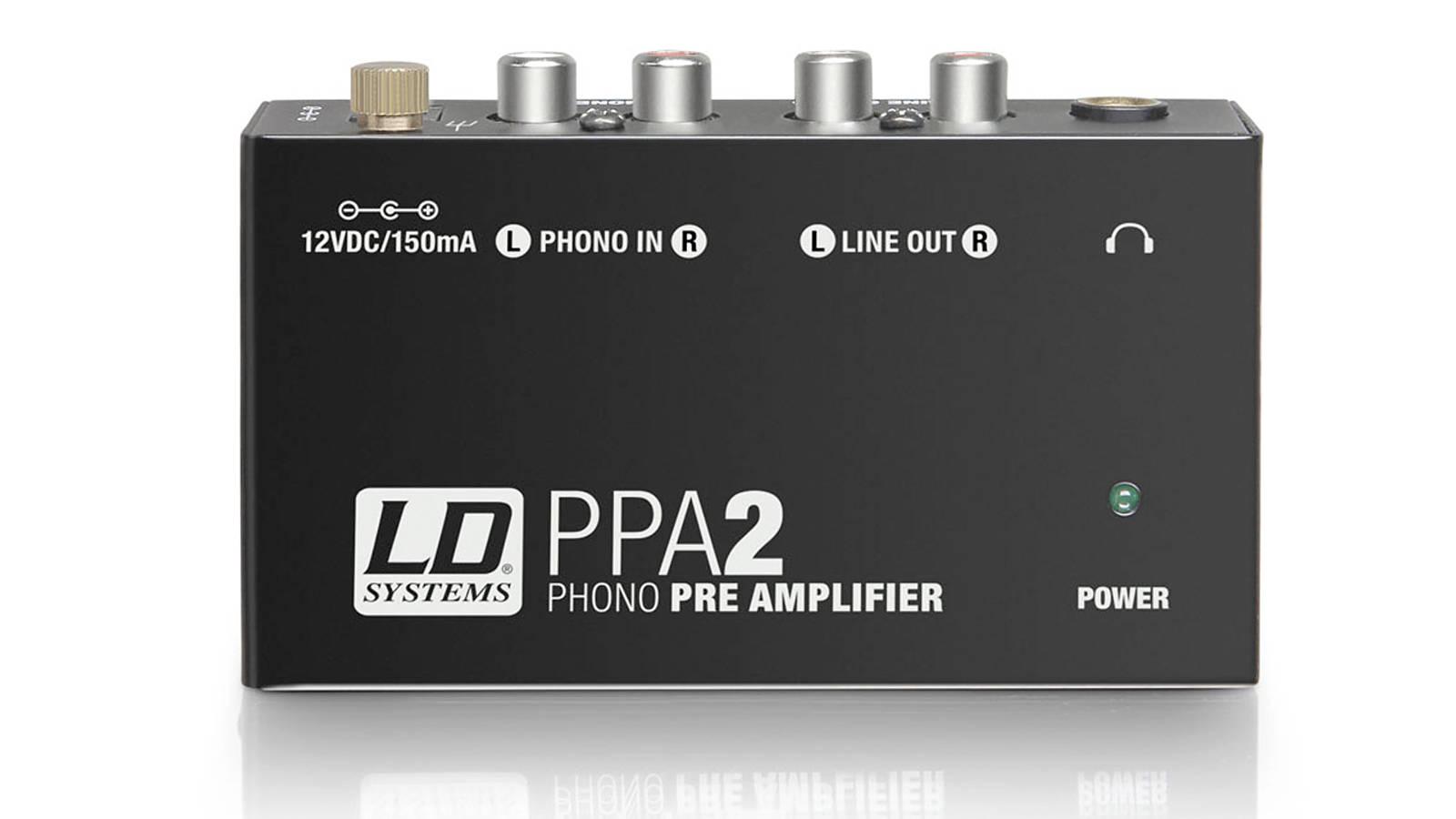 LD-Systems PPA 2 Phono-Vorverstärker
