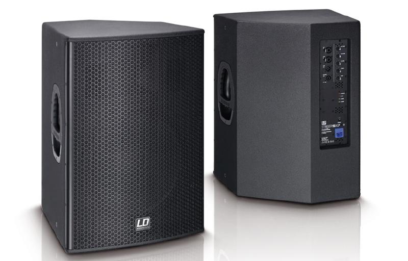 ld systems stinger 15ag2 aktiver fullrange lautsprecher. Black Bedroom Furniture Sets. Home Design Ideas