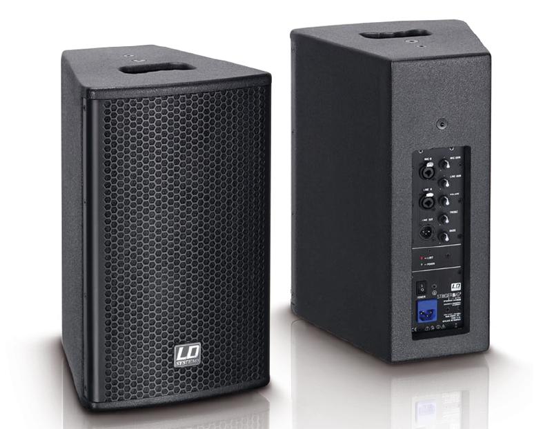 LD-Systems Stinger 8AG2 Aktiver Fullrange Lautsprecher