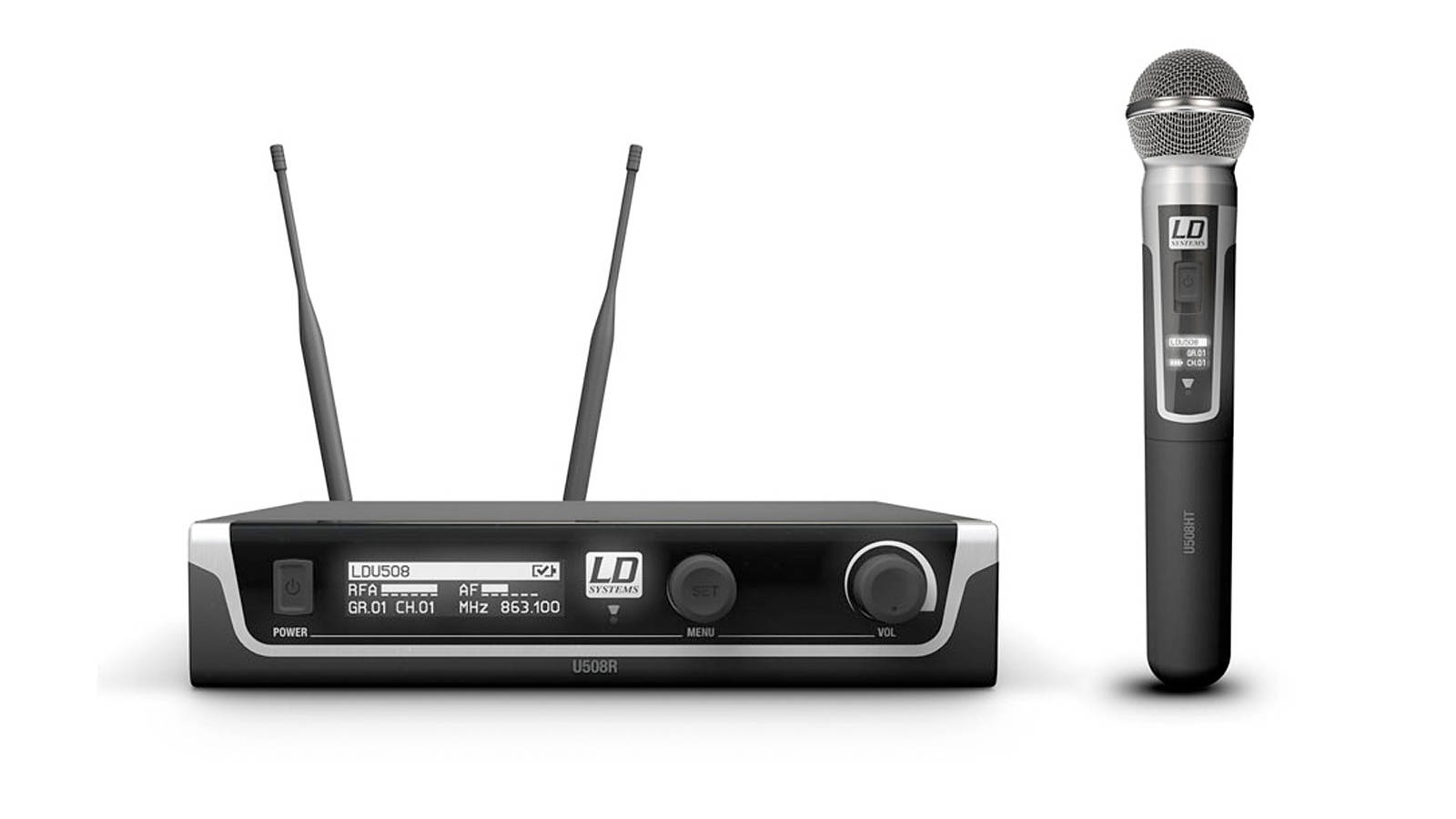 LD-Systems U508 HHD Handsender Funkmikrofon System