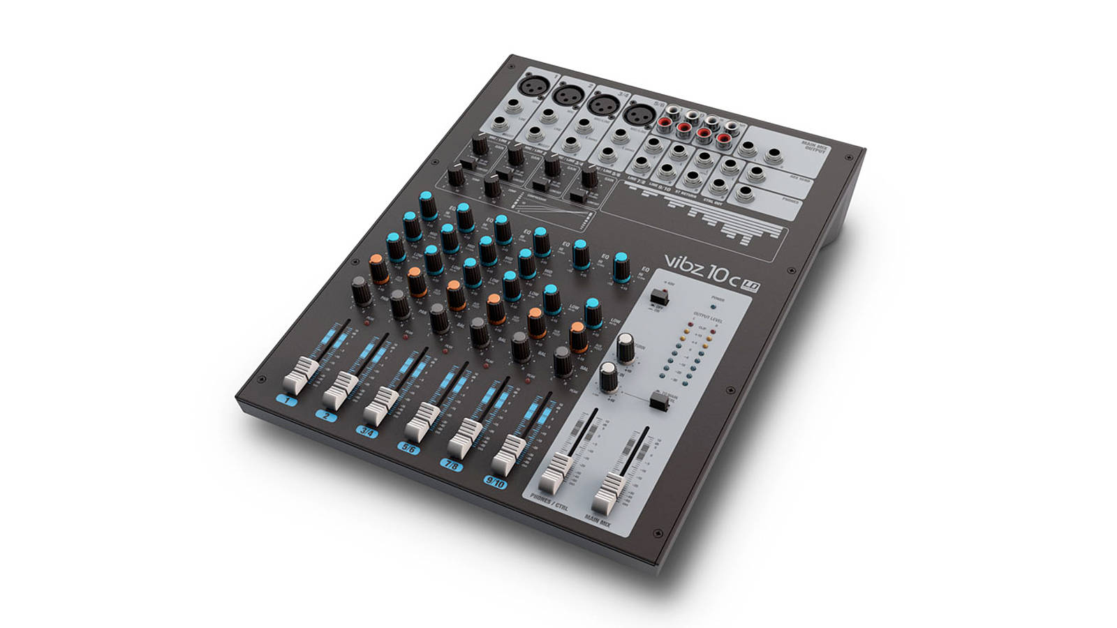 LD-Systems VIBZ 10 C Mischpult