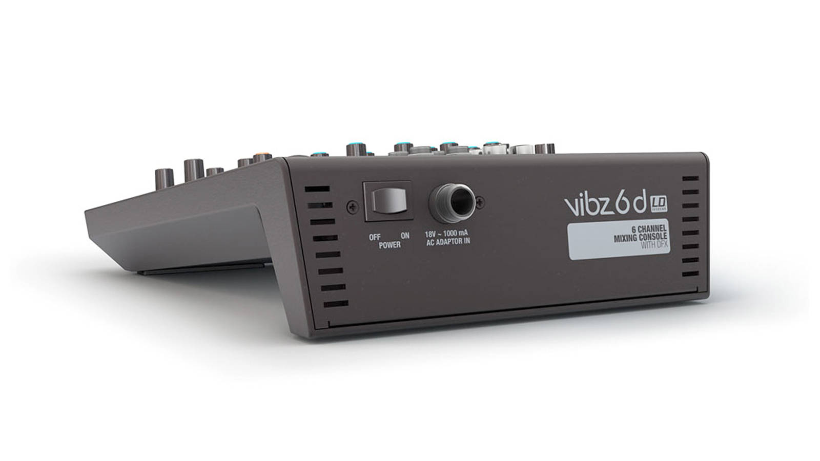 LD-Systems VIBZ 6 D Mischpult