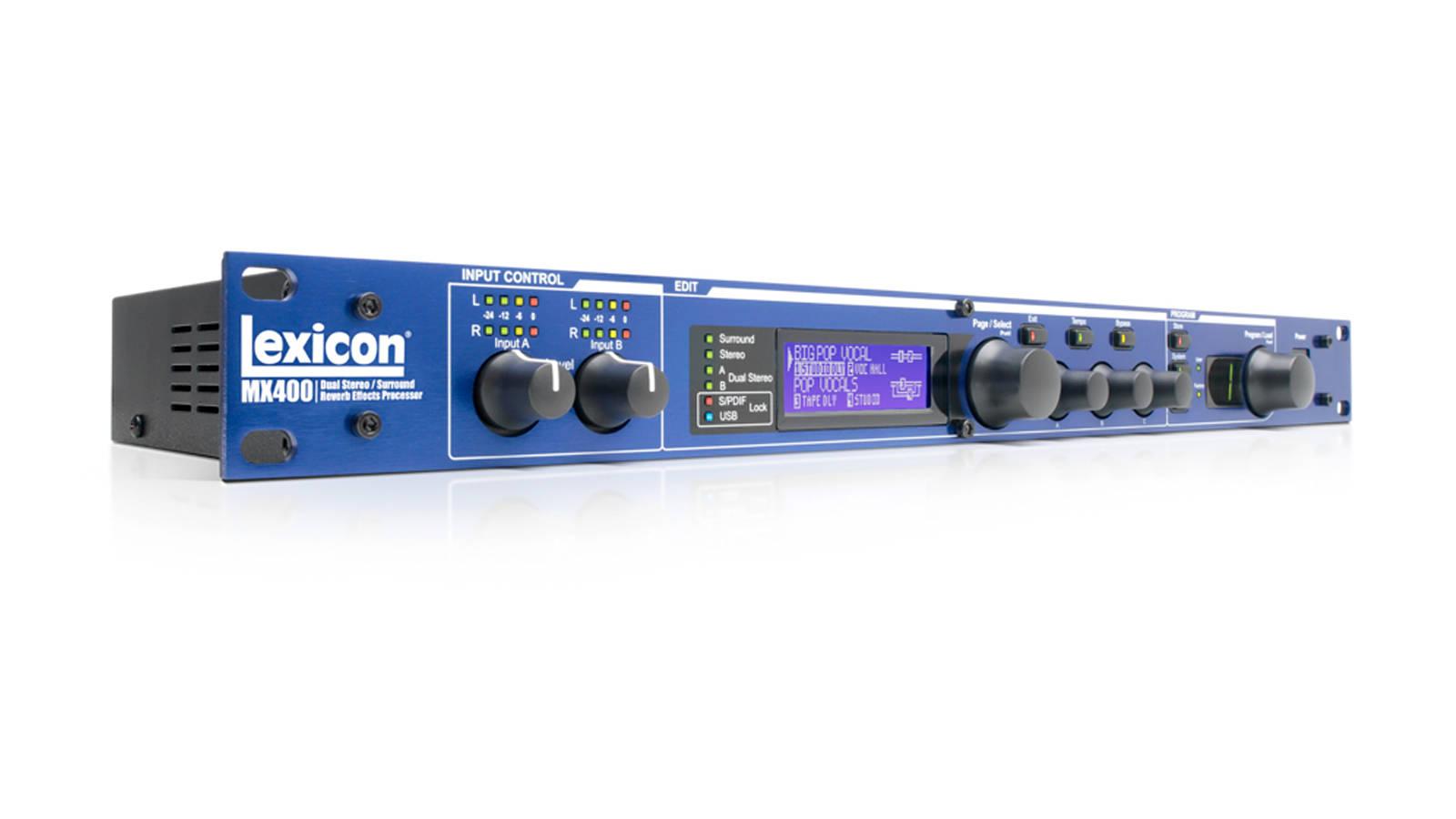 Lexicon MX-400 Multi-Effektgerät