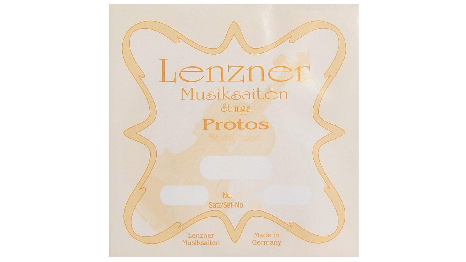 Lenzner Optima Protos G Saite für Violine 3/4