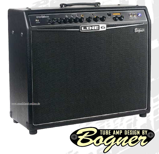 line 6 spider valve 212 bogner combo. Black Bedroom Furniture Sets. Home Design Ideas