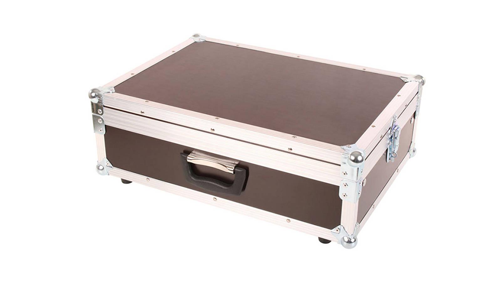 """LT-Case 8HE ECO Koffer mit Rackschienen 19"""""""