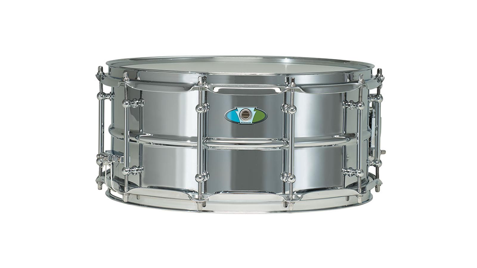 Ludwig 14x6,5 Supralite Steel Snare