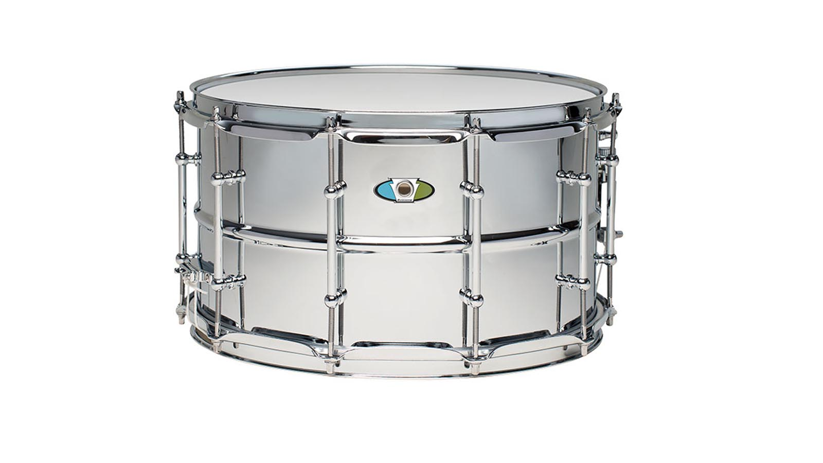 Ludwig 14x8 Supralite Steel Snare