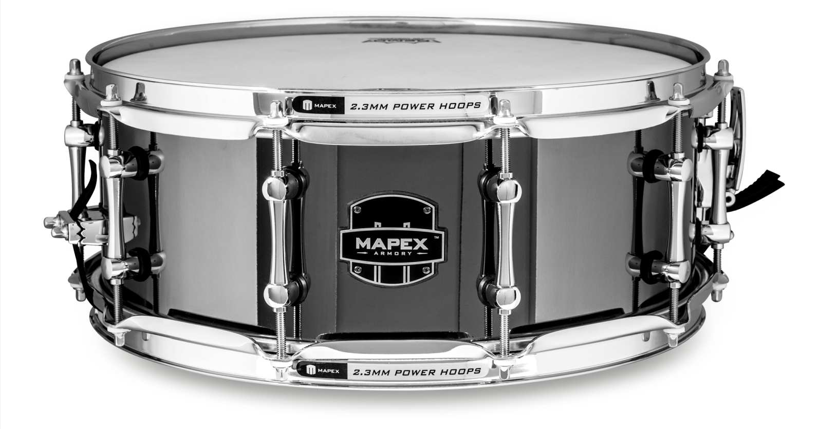 Mapex Snare Armory Tomahawk  Black 14x5,5