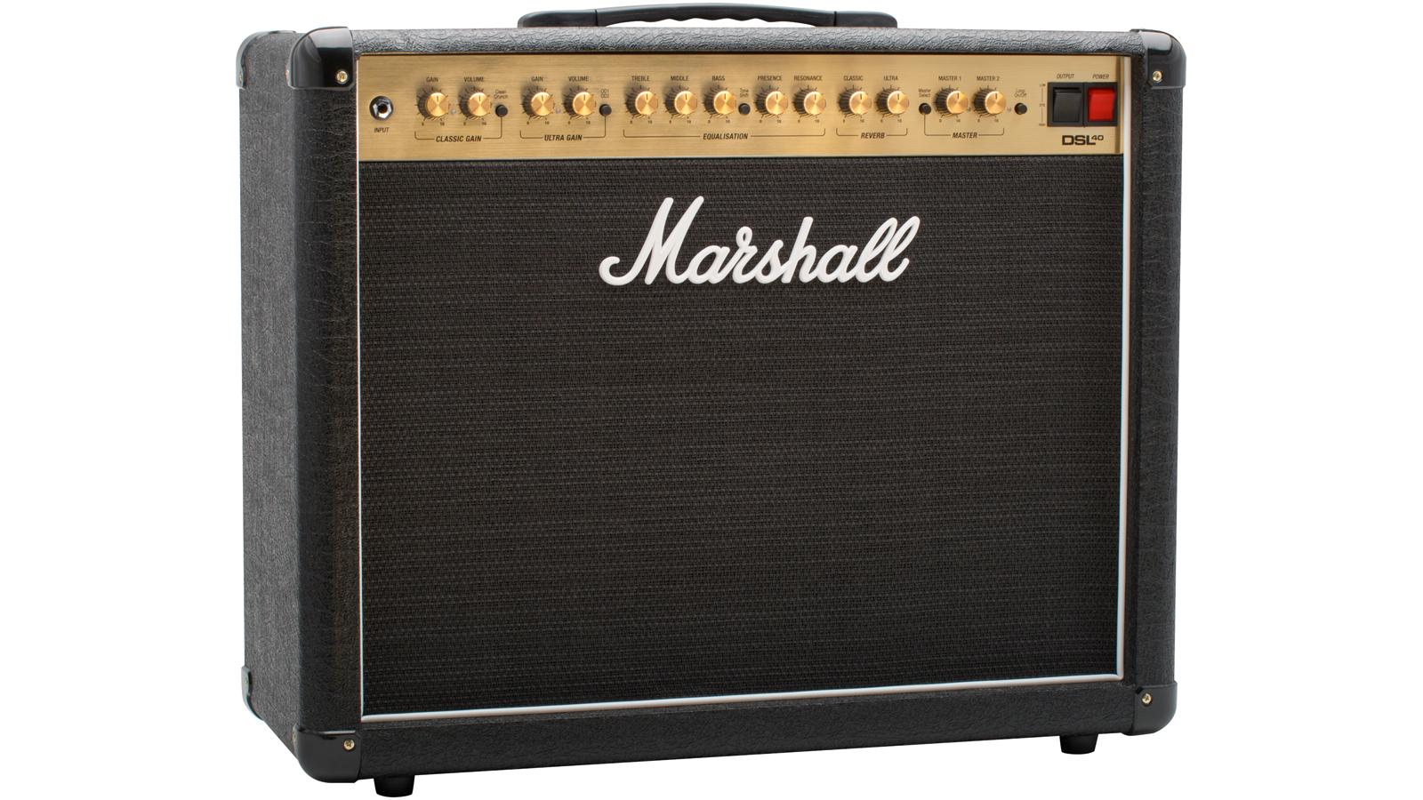 Marshall DSL40CR Gitarrenverstärker
