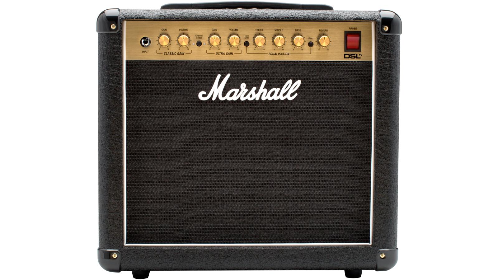 Marshall DSL5CR Gitarrenverstärker