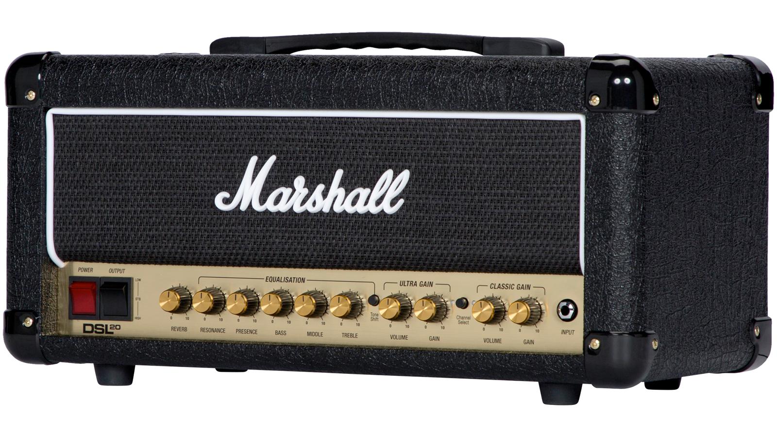 Marshall DSL20HR Gitarrenverstärker