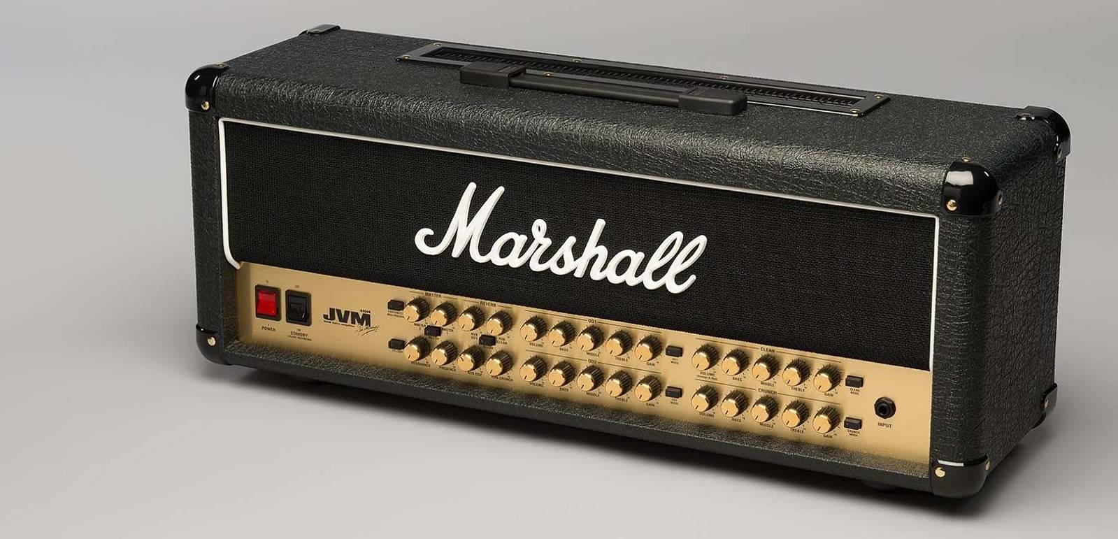 Marshall JVM 410H Topteil 100 Watt