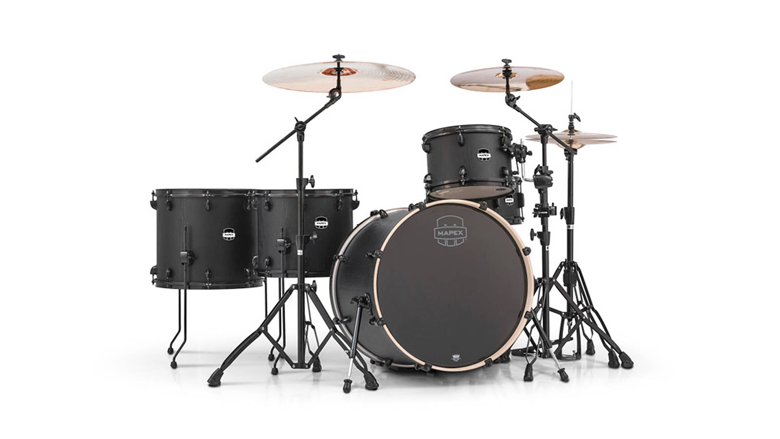 Mapex Mars Drumset Nightwood