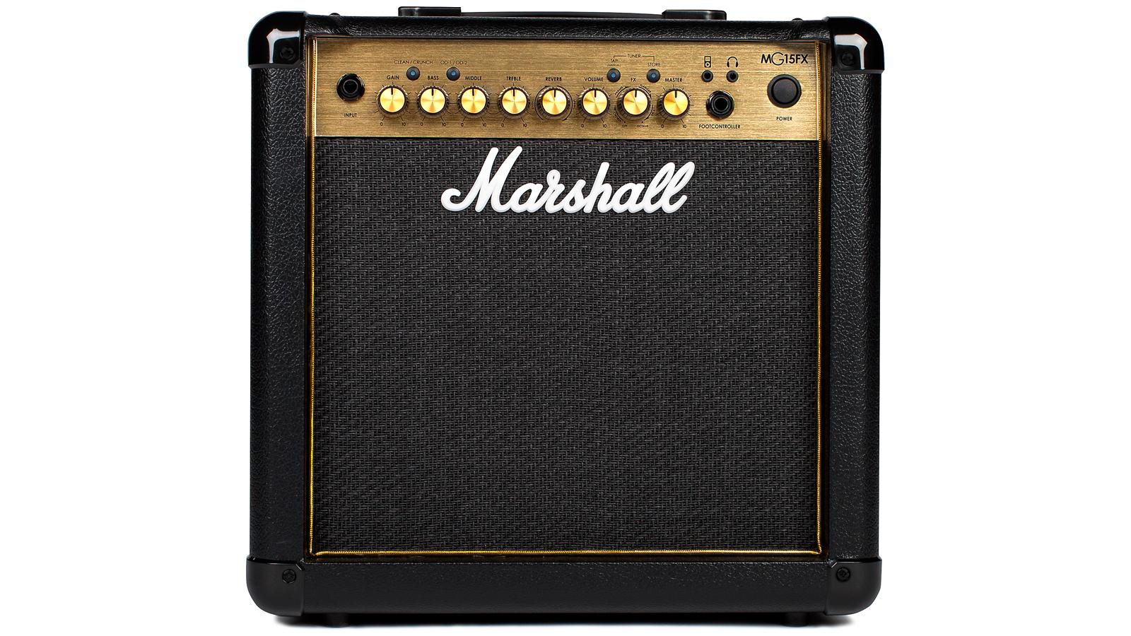 Marshall MG15GFX Gitarrenverstärker