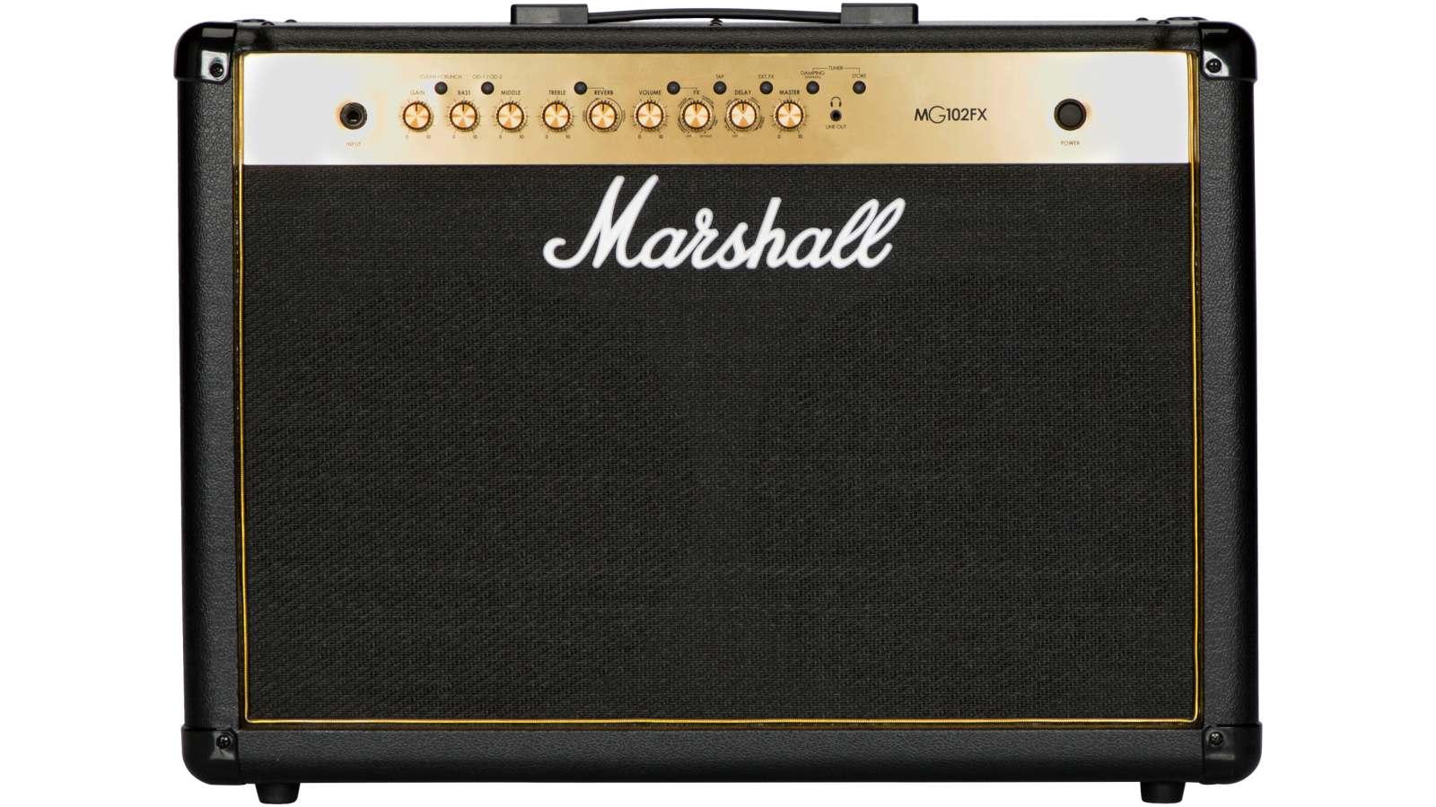 Marshall MG102GFX Gitarrenverstärker